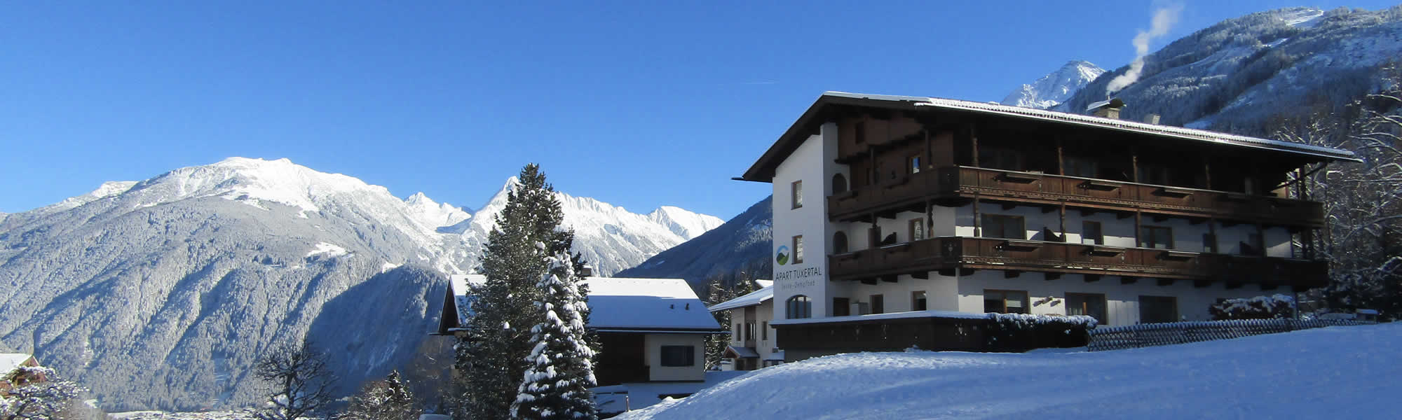 Tuxertal Room and Apartements